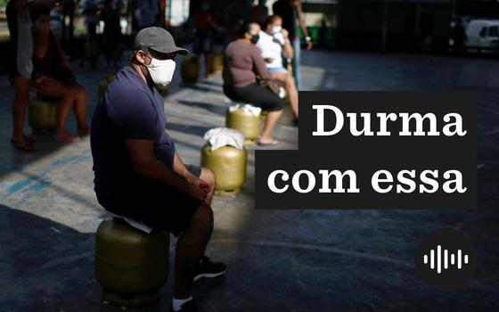O Brasil sem gás: baixa renda e pobreza assoladas pela inflação