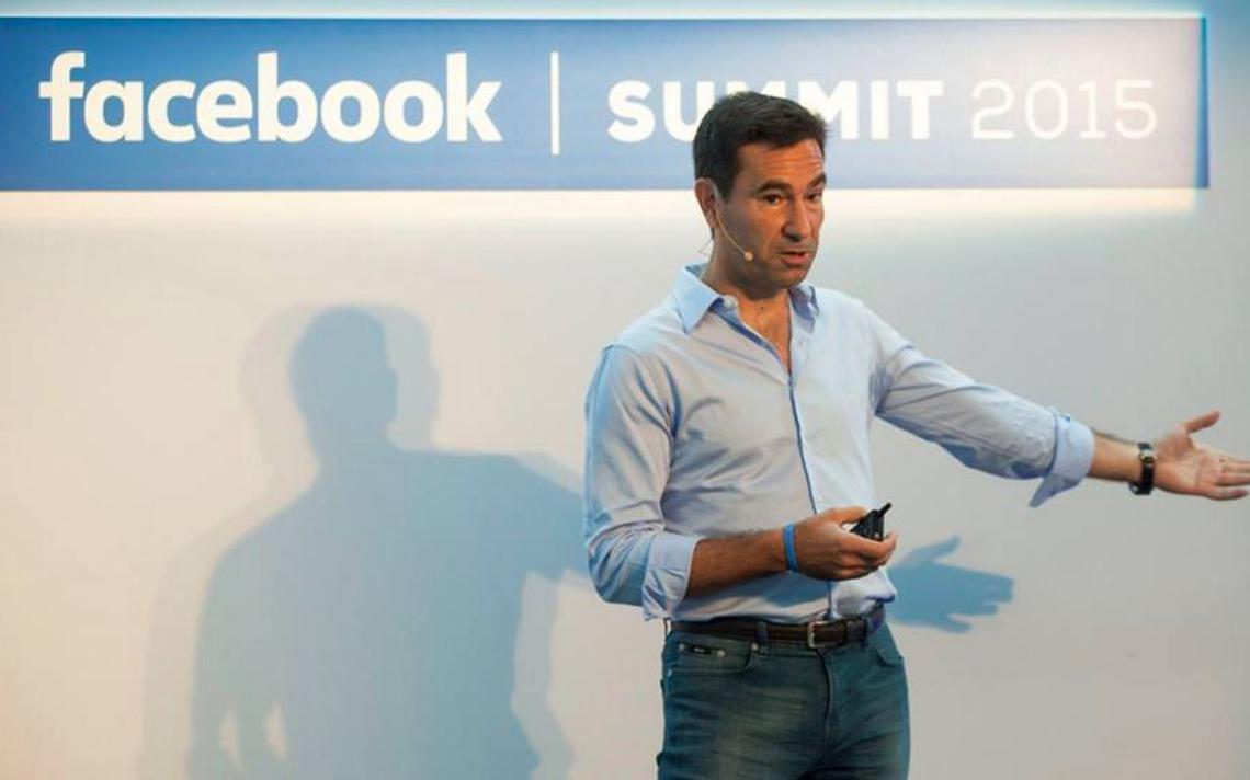Diego Dzodan é responsável pelas operações do Facebook e do Instagram na América Latina