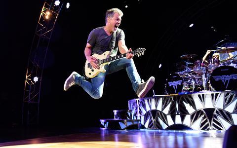 O que você sabe sobre a vida e a obra de Eddie Van Halen?