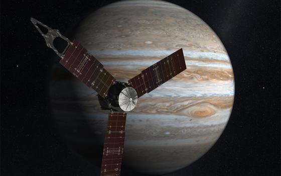 O que Júpiter pode dizer sobre o Sistema Solar