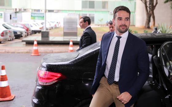 Leite nas prévias do PSDB: 'espero que não volte o BolsoDoria'