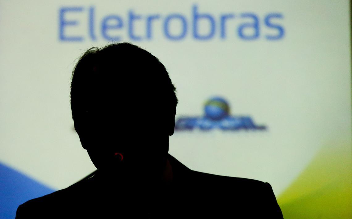 Presidente da Eletrobras, Wilson Ferreira Júnior, durante cerimônia de posse