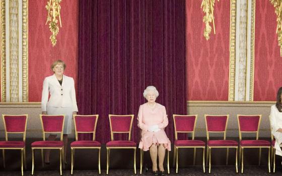 Estas imagens dão a dimensão exata da desigualdade de gênero em espaços de poder