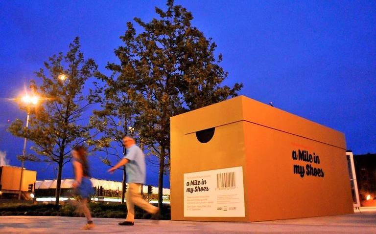 Museu tenta gerar empatia fazendo pessoas ouvirem histórias dos outros