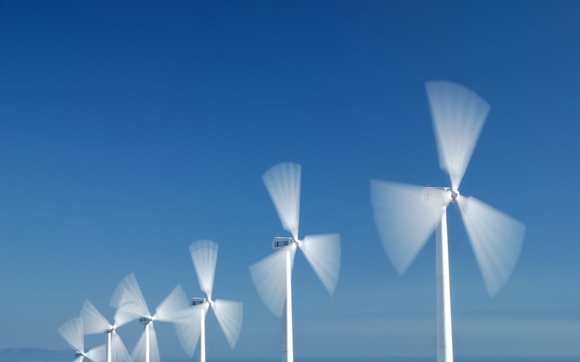 Meta é aumentar o uso de energias renováveis, como eólica, de 28% para 33% até 2030