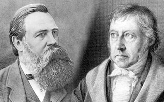 Quem falou isso: Hegel ou Engels? Um quiz filosófico