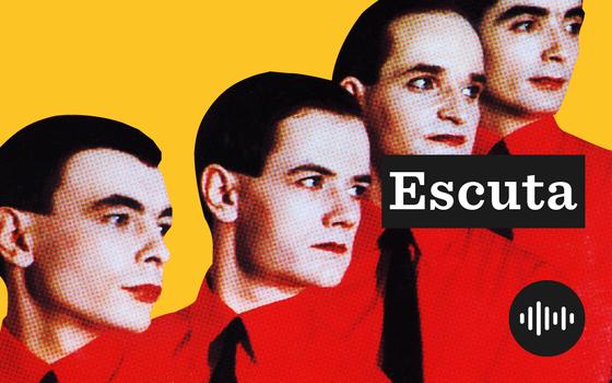 Música de máquina: a revolução industrial do Kraftwerk