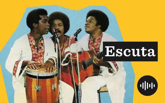 Os Tincoãs e a resistência da cultura afro brasileira