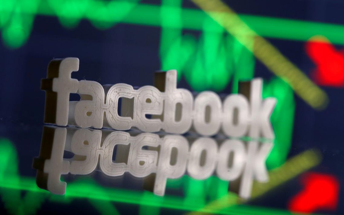 Facebook perdeu US$ 120 bilhões em valor de mercado em um dia