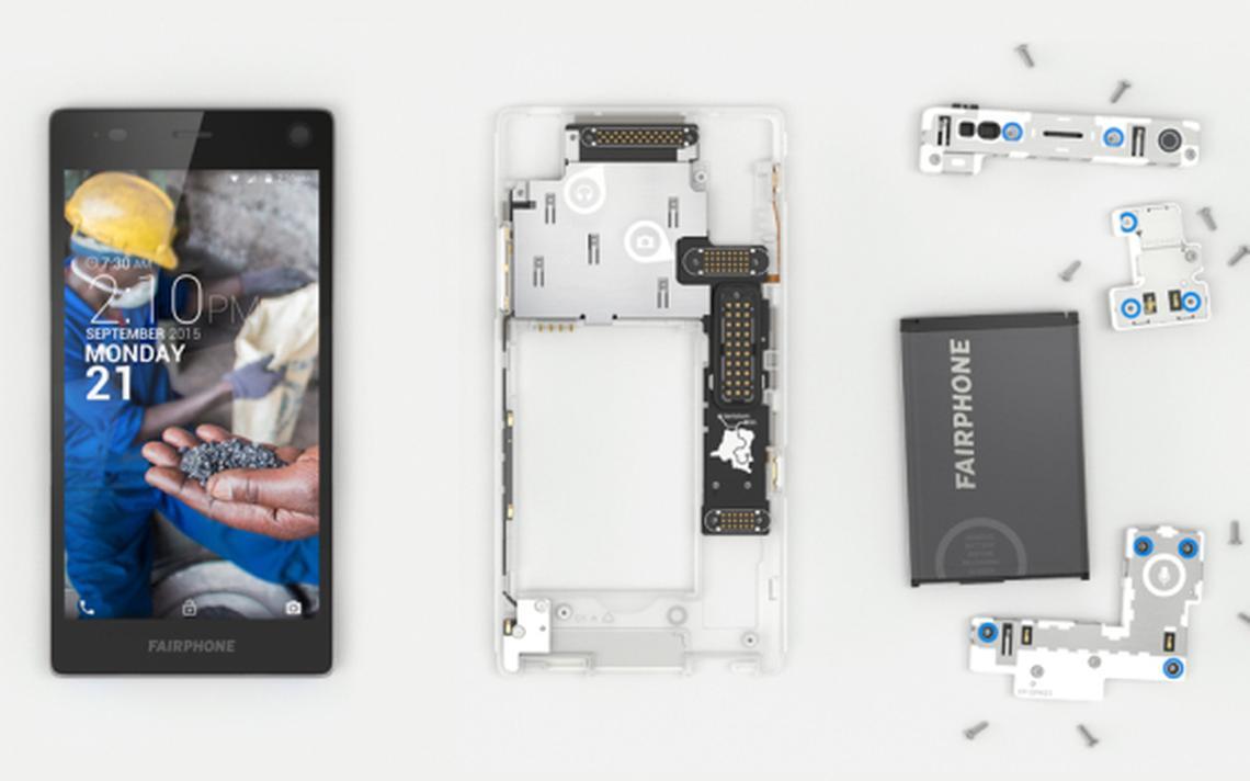 Fairphone 2: se quiser uma câmera melhor daqui dois anos, não precisa trocar o celular todo