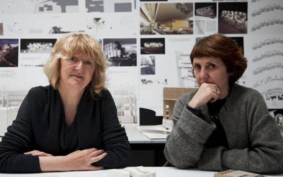 Shelley McNamara e Yvone Farrell
