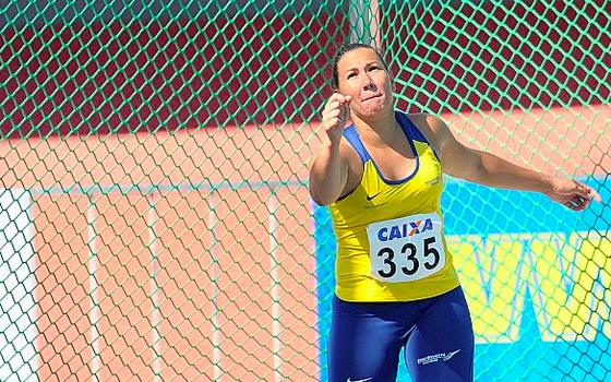 Brasileira do atletismo é liberada de suspensão por doping