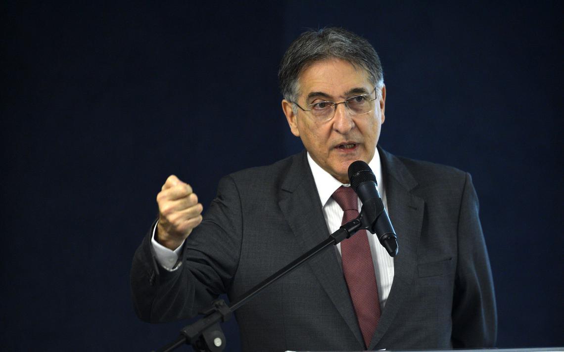 Governador de Minas, Fernando Pimentel (PT)