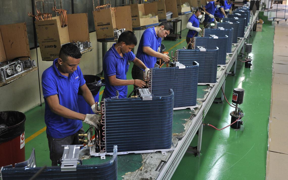 Trabalhadores de empresa chinesa instalada em Manaus