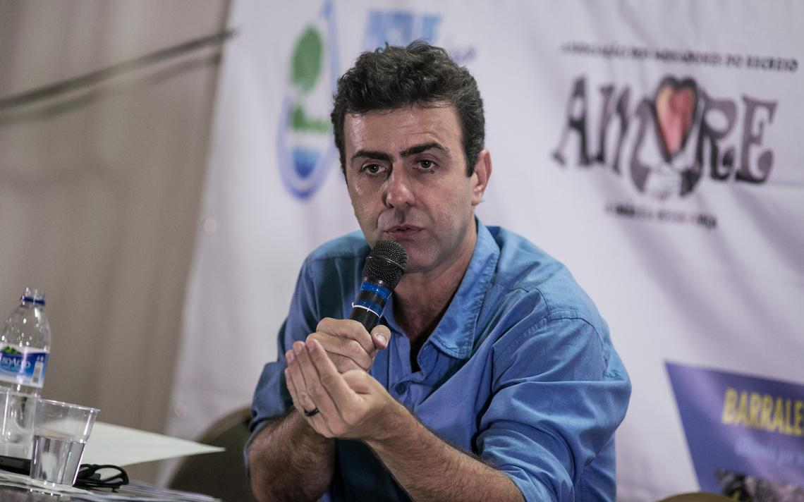 Candidato do Psol à prefeitura do Rio de Janeiro