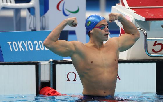 Brasil leva 4 medalhas no primeiro dia da Paralimpíada