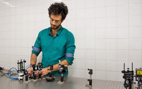 O físico que recorreu a um crowdfunding para estudar 'fenômenos inexplicáveis'