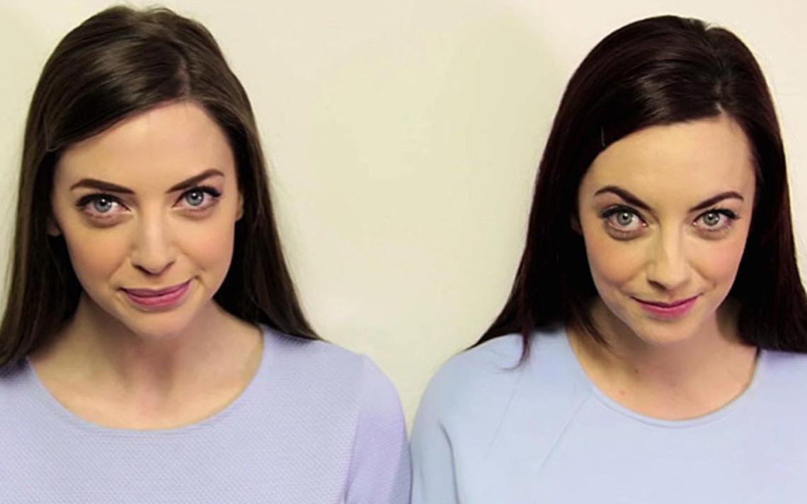gêmeas estranhas
