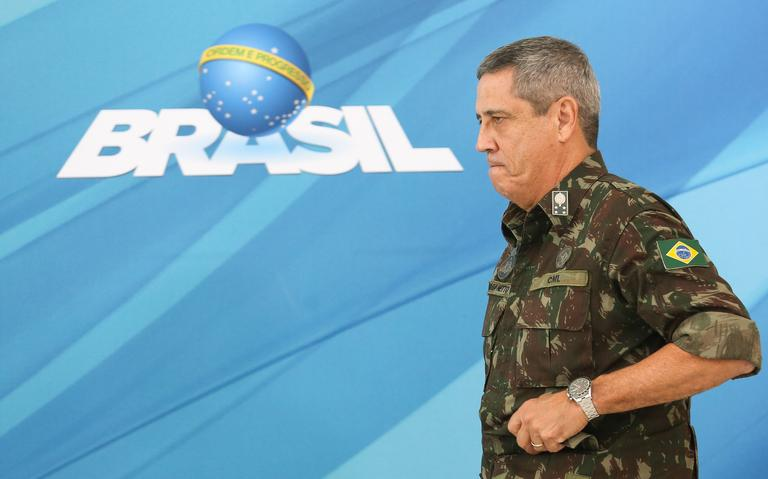 General Walter Souza Braga Netto