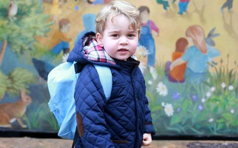 O que é uma escola montessoriana, como a do príncipe George