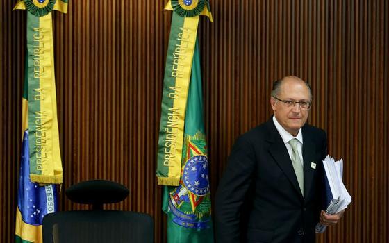 Qual é o preço pago por Alckmin para emplacar a candidatura de Doria