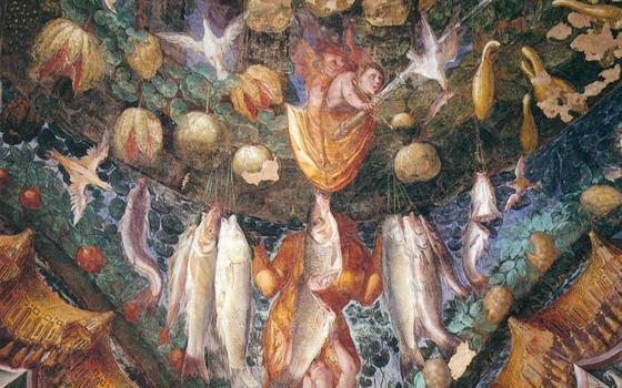 A pesquisadora que procura frutas raras em obras de arte