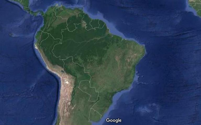 Resultado de imagem para Como o Google mapeia o mundo. E a quais lugares ele não chega
