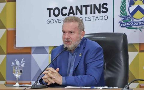 STJ afasta governador de Tocantins por seis meses