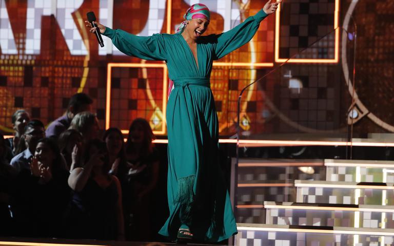 Alicia Keys no Grammy Awards 2019