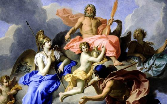 Um podcast para imergir na mitologia grega