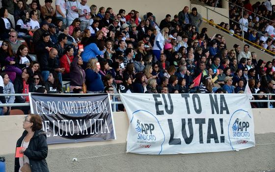O que mudou 1 ano após a ação da polícia contra professores no Paraná