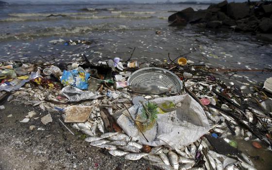 As águas do Rio viraram o assunto mais comentado no Twitter. O motivo? Sua sujeira