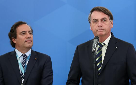 O papel da Caixa e de seu presidente no governo Bolsonaro