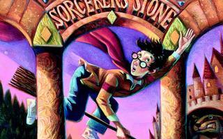 Lançado em 1997, 'Harry Potter e a Pedra Filosofal' está no top 10 de livros mais populares da Biblioteca de Nova York