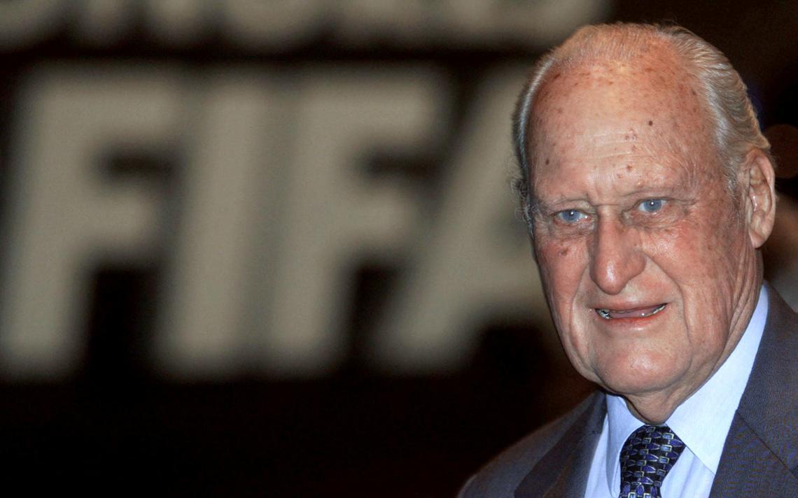 Brasileiro foi presidente da instituição que comanda o futebol