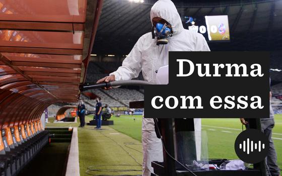 A Copa América no Brasil da pandemia descontrolada