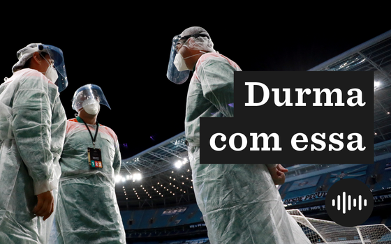 A resistência em parar o futebol no pior momento da pandemia
