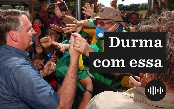 As tentativas de punir Bolsonaro por aglomerar sem máscara