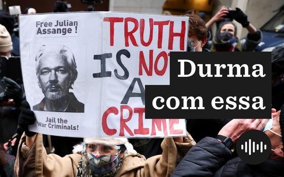 A decisão da Justiça britânica de não extraditar Assange aos EUA