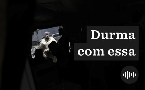 A covid no Brasil no dia do lançamento do plano de vacinação