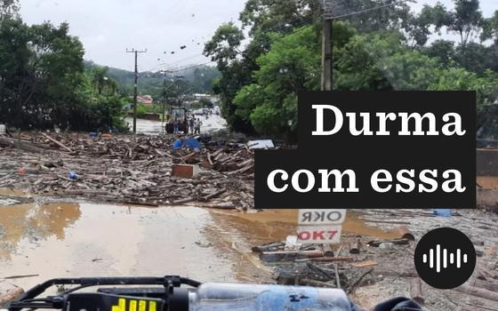 O que agrava os danos de chuvas como a de Santa Catarina