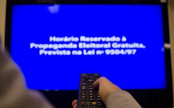 Qual a relevância do horário eleitoral de TV na era digital