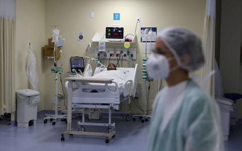 Quatro hospitais em SP estão há uma semana sem novas internações por covid