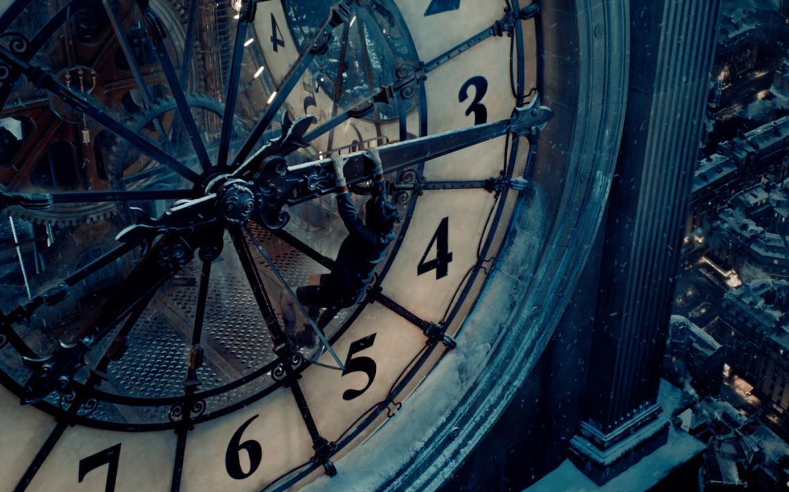 Hugo Cabret e as horas