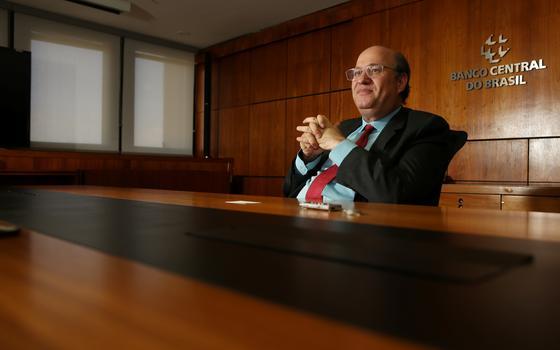 FMI indica ex-presidente do Banco Central para cargo de diretor