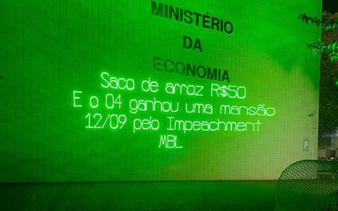 De Dilma a Bolsonaro: os atos liderados pela direita opositora