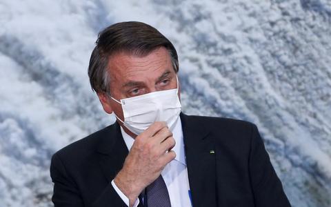Bolsonaro diz que não sancionará fundo eleitoral de R$ 5,7 bi
