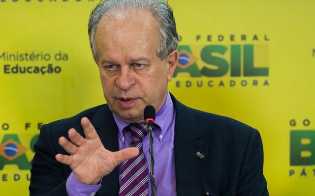 O ex-ministro da Educação Renato Janine Ribeiro