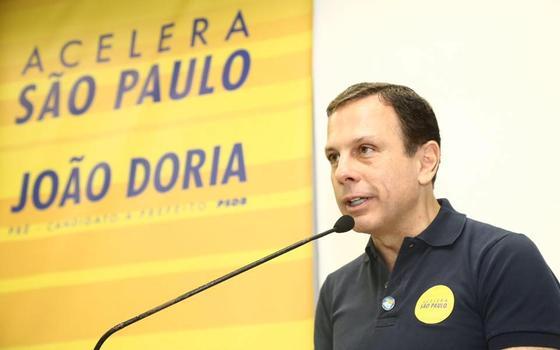 De Dilma a Doria: acusação de 'abuso' eleitoral também na prévia tucana