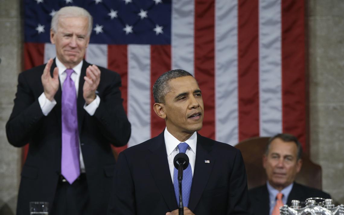 Biden foi figura importante no governo de Barack Obama